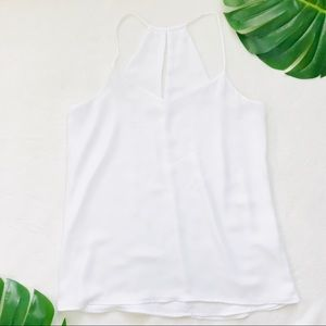 Express Barcelona reversible camisole in white